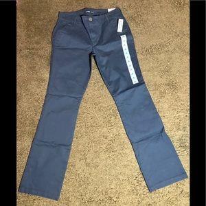 💥NWT Old Navy Blue Khaki Pants